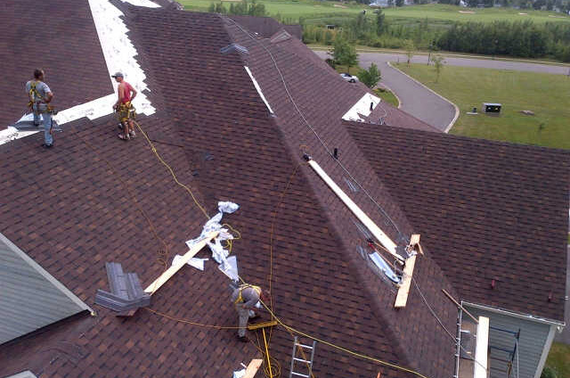 new construction roofing company fredericton